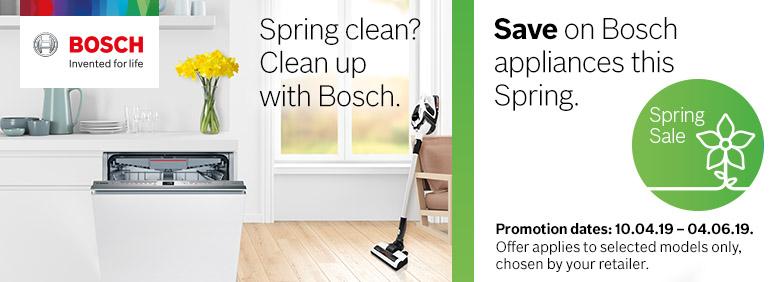Bosch promotion